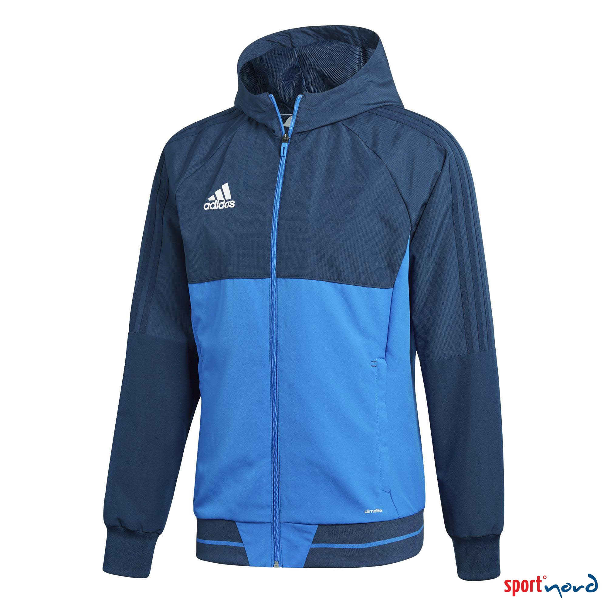 Details about Adidas Kids Tiro 17 Presentation Jacket Top Climalite New