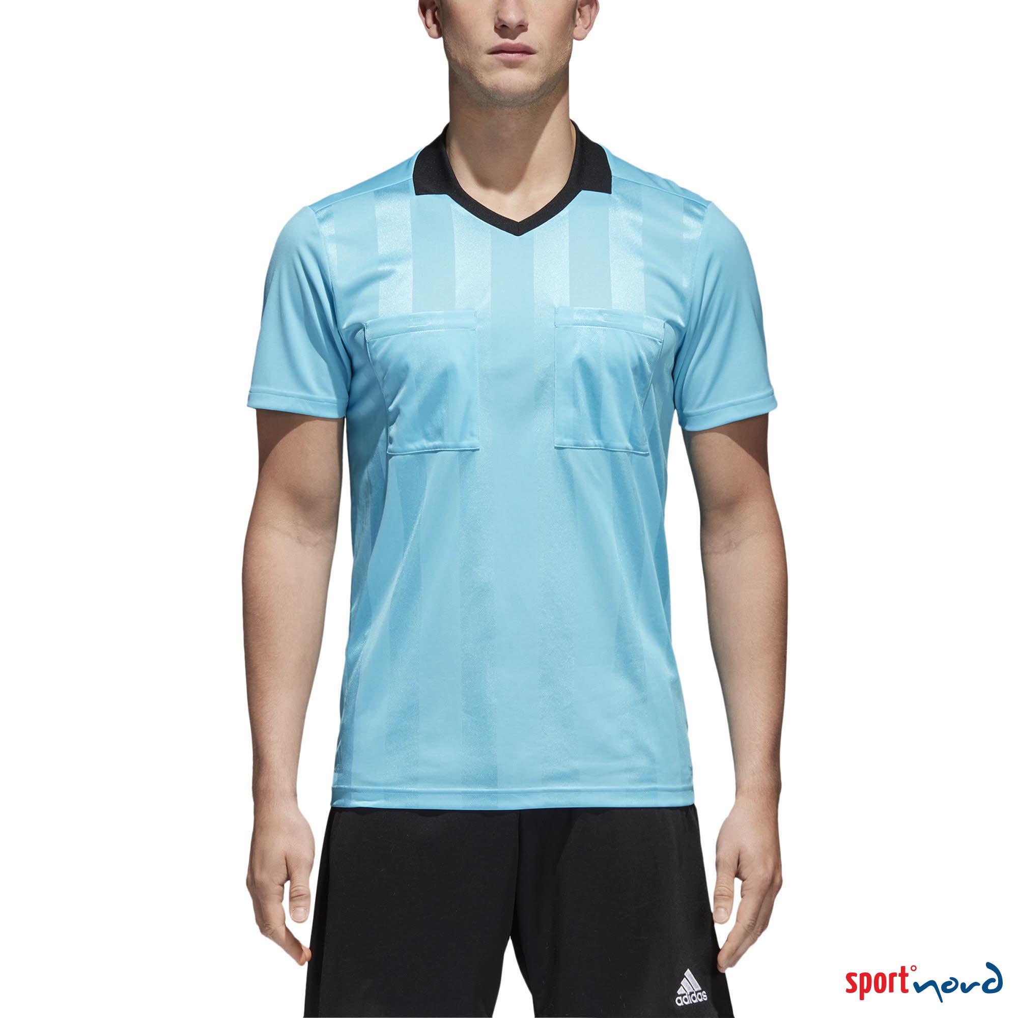 3804d04f4 Referee 18 Schiedsrichtertrikot kurzarm blau von Adidas Salomon AG ...